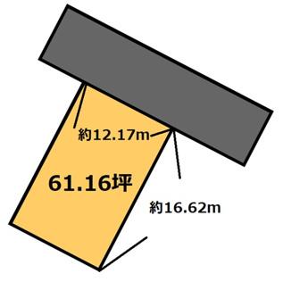 【土地図】堅倉 350万円