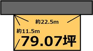【土地図】東大橋 440万円