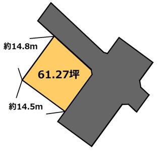 【土地図】納場 250万円