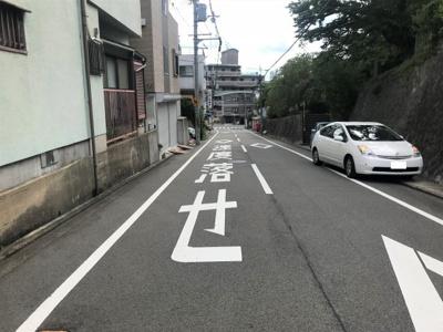 【前面道路含む現地写真】京都市東山区今熊野日吉町