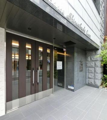 【エントランス】プレサンス心斎橋クオーレ