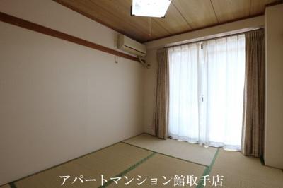【寝室】キャッスル米の井