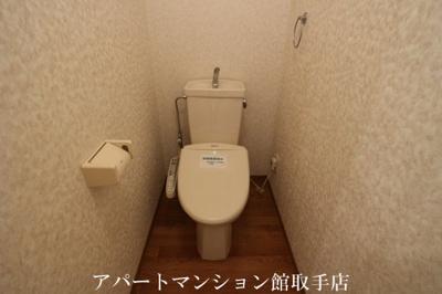 【トイレ】キャッスル米の井