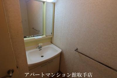 【独立洗面台】キャッスル米の井