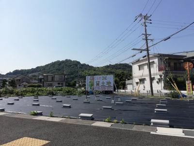 【周辺】英賀保 駅前 角地 店舗用地