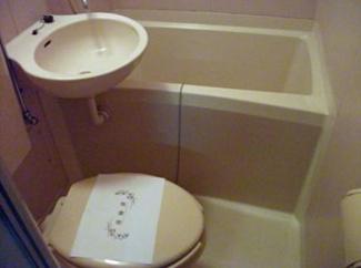 【浴室】サニーフラット田上
