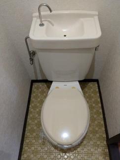 【トイレ】パナハイツ玉里