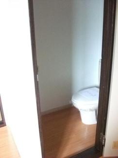 【トイレ】メゾンアサヒ