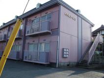 とき和コーポD棟の画像