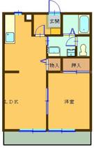 めぐみハイツA棟の画像