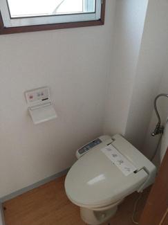 【トイレ】ハイツ立川