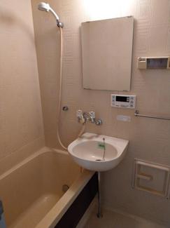 【浴室】ハイツ立川