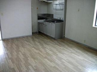 【キッチン】プレミールB棟