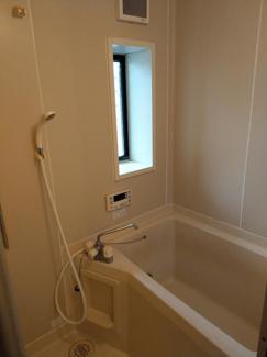 【浴室】クローバーハイツA棟
