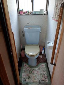 【トイレ】小谷家住宅