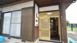 【玄関】直井住宅