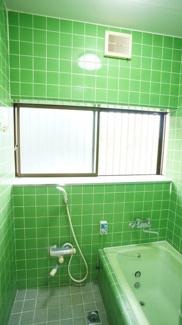 【浴室】直井住宅