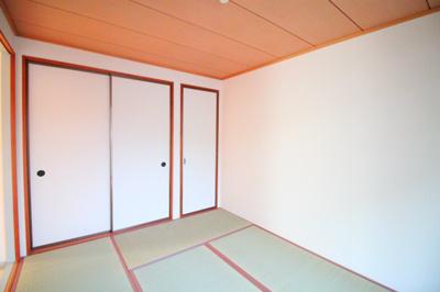 【寝室】グランディール福田