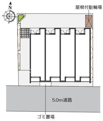 【玄関】クレイノレガーロ
