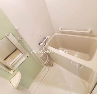 【浴室】クレイノレガーロ