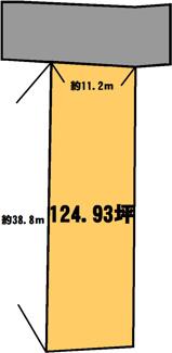 【土地図】柿岡 500万円