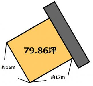 【土地図】山崎 360万円