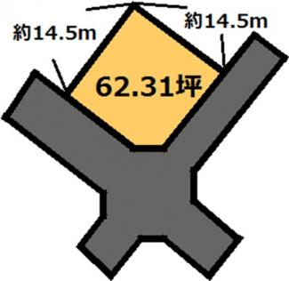 【土地図】真家 220万円