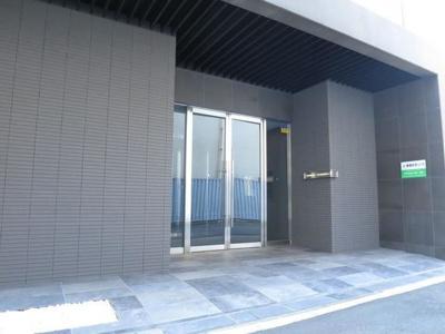 【エントランス】エミネンス高輪台