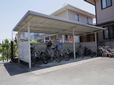 【駐車場】ソレイユ( 山津屋 )