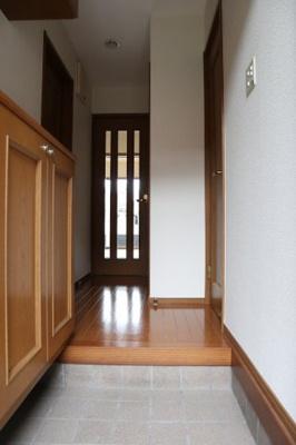 【玄関】ベルンハイム