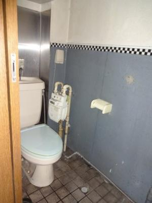 【トイレ】亀田店舗