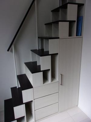 イオ椎名町の収納付き階段☆