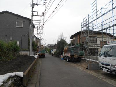 【外観】三反田町新築戸建2号棟