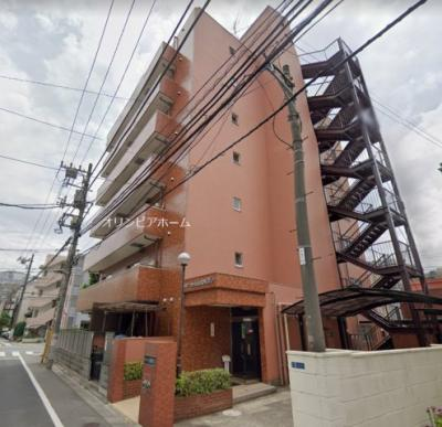 【外観】ニックハイム東陽町第二 6階 角 部屋