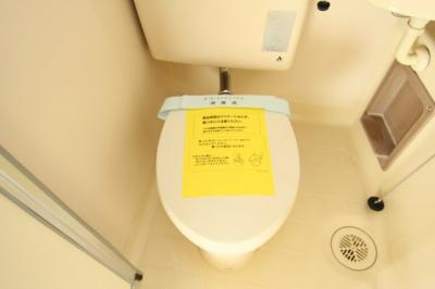 【トイレ】力亭ビル