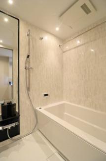 【浴室】セザール芝公園