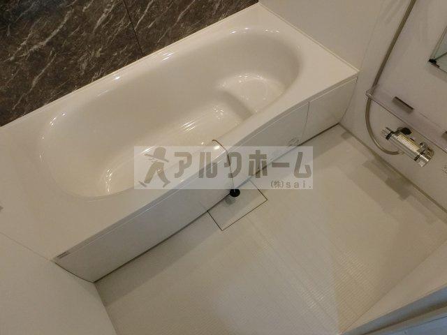 ヴラン・デュオ(柏原市大正) 浴室