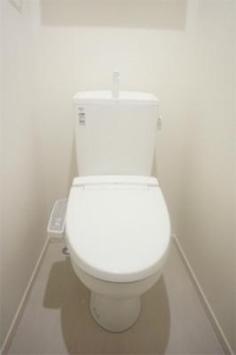 リブリ・富士のトイレ