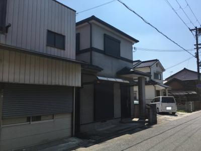 【外観】東本町中古一戸建
