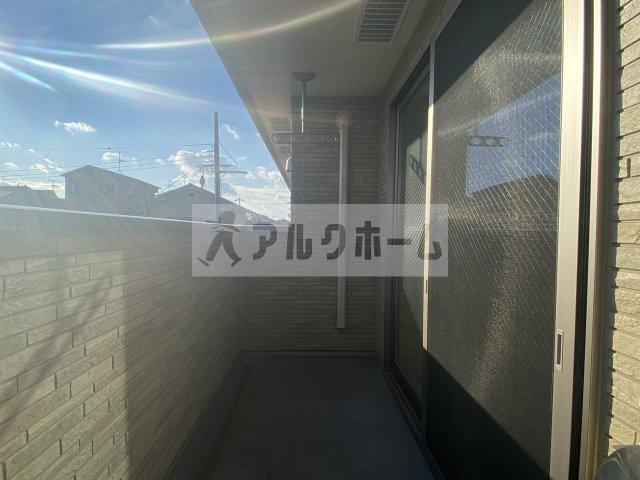 ヴラン・デュオA棟(JR柏原駅) エアコン