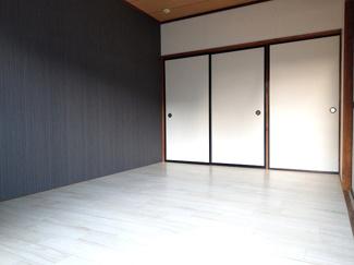 【居間・リビング】コーポ森