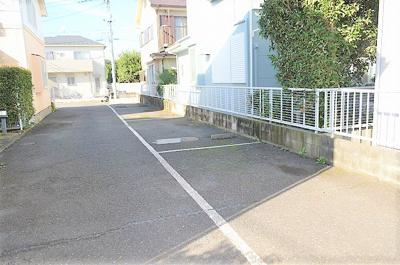 【駐車場】サニーコート桧木C棟