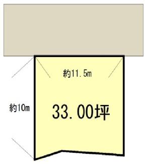 【土地図】東大橋 110万円