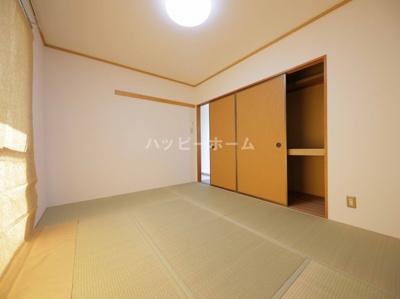 【寝室】セジュール・ド・アミカ
