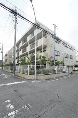 【外観】戸田公園ローヤルコーポ