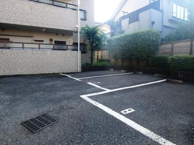【駐車場】戸田公園ローヤルコーポ