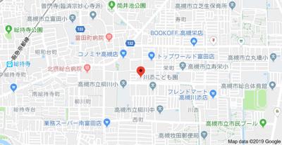 【地図】栄町薮内貸家1