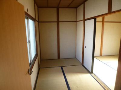 【和室】栄町薮内貸家1