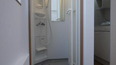 フェリスウィンディのシャワールーム