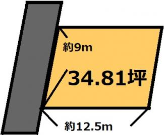 【土地図】石岡 230万円